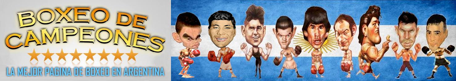 Boxeo De Campeones